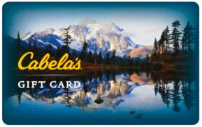 Cabela's Gift Card