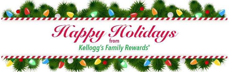 Kellogg's Family Rewards: Add 100 More Points