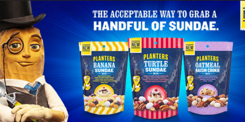 New $1/2 ANY Planters Dessert Mix Coupon