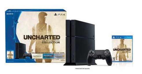 Playstation Uncharted Bundle