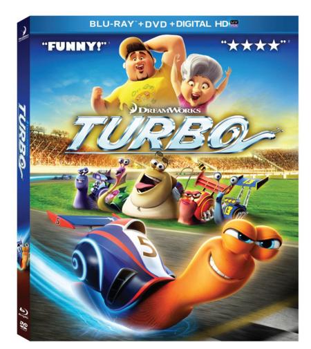 Turbo Blu-ray/DVD/DIgital HD Combo