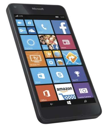 Microsoft No Contract Cell Phone