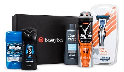 Men's Beauty Box