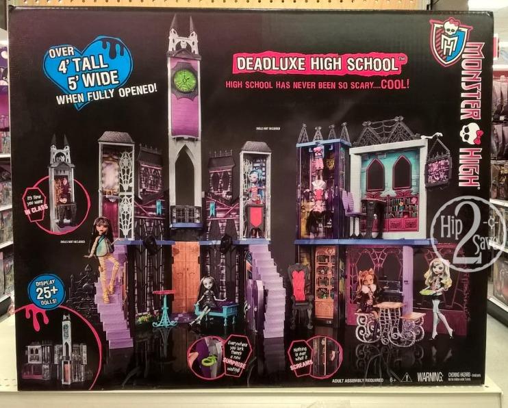 Target Monster High