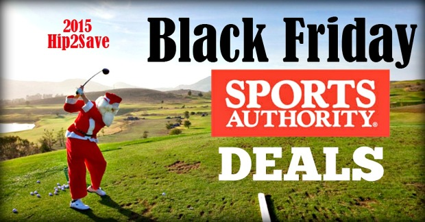 Sports Authority Black Friday Hip2Save
