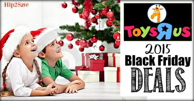 Toys R Us Black Friday Hip2Save