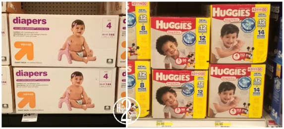Up & Up - Huggies Diapers