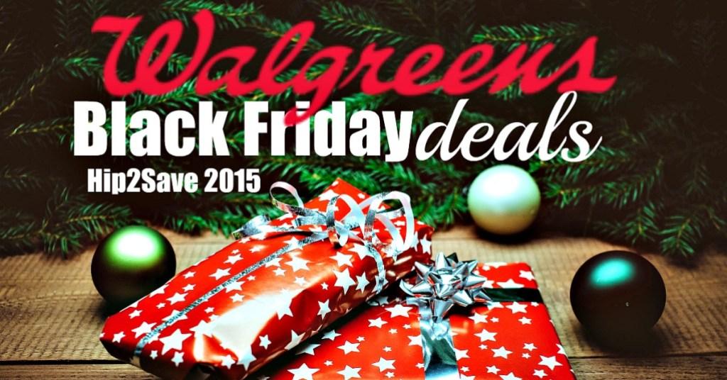 Walgreens Black Friday Hip2Save