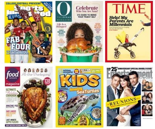 Weekend magazine Sale