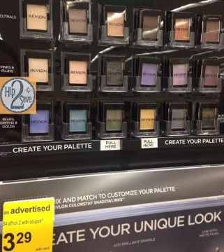 revlon eye shadow links