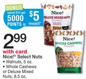 Nice! Nuts