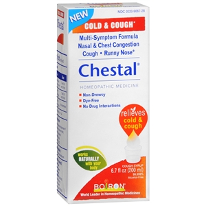 Chestal Cold & Cough medicine