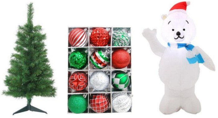 Home Depot 50 Off Holiday Decor Save On Ornaments Light Sets