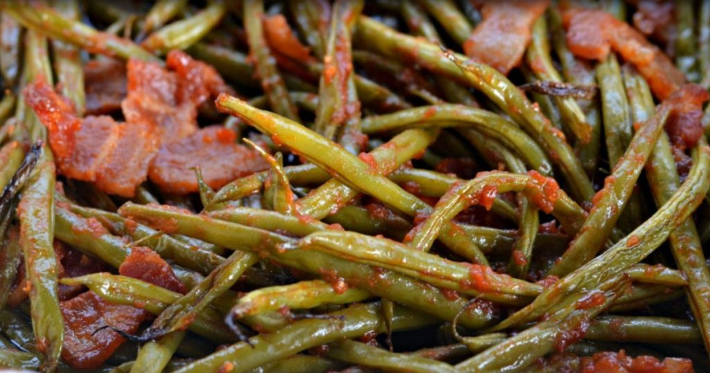 bacon green bean recipe