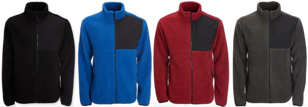 Aero jackets