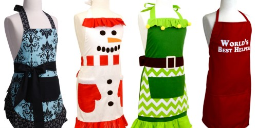 Flirty Aprons: 70% Off + Free Shipping = Kid's Aprons Only $5.98 Shipped + Lots More