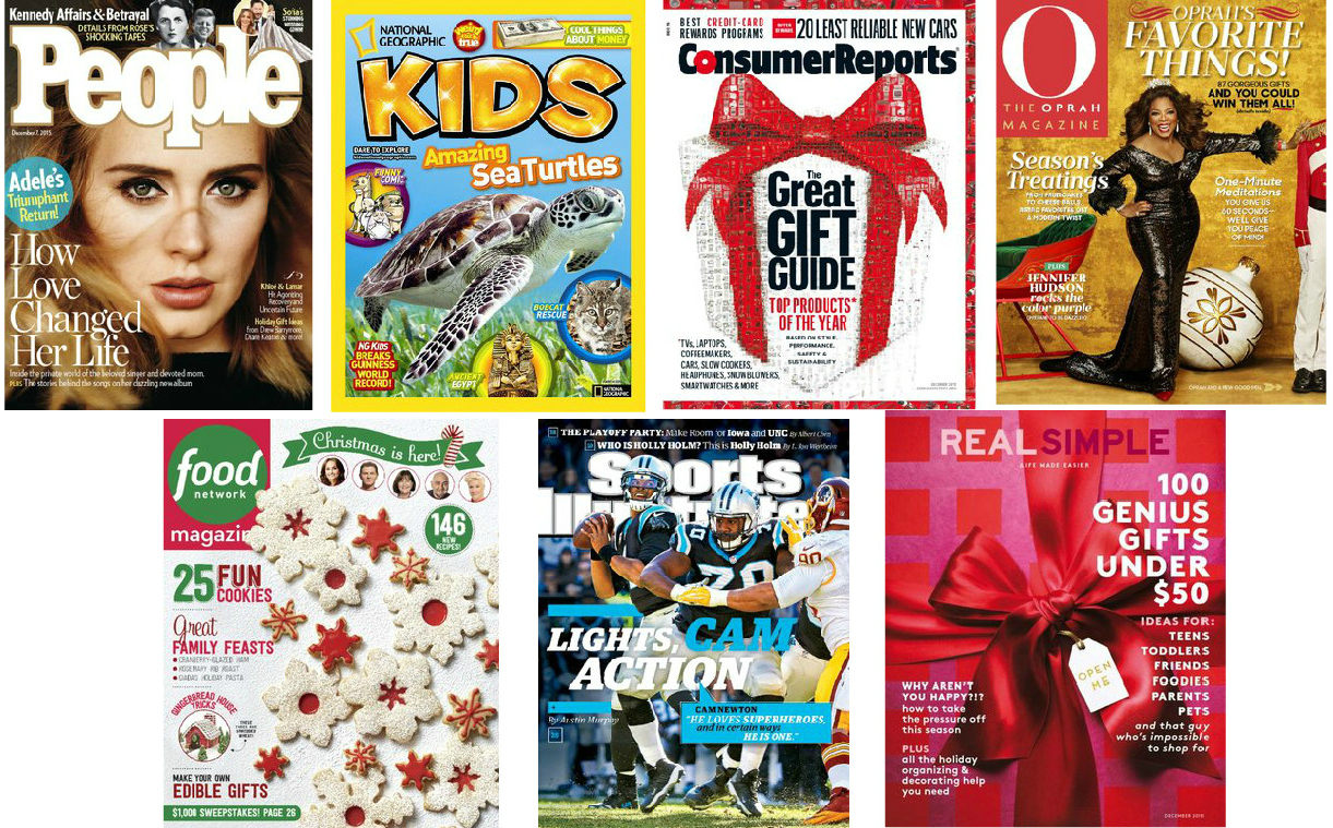 Rarely Discounted Magazine Sale People Consumer Reports