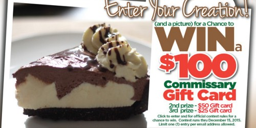 Military: Enter to Win $100 Commissary Card (+ Check Out December's Commissary Deals)