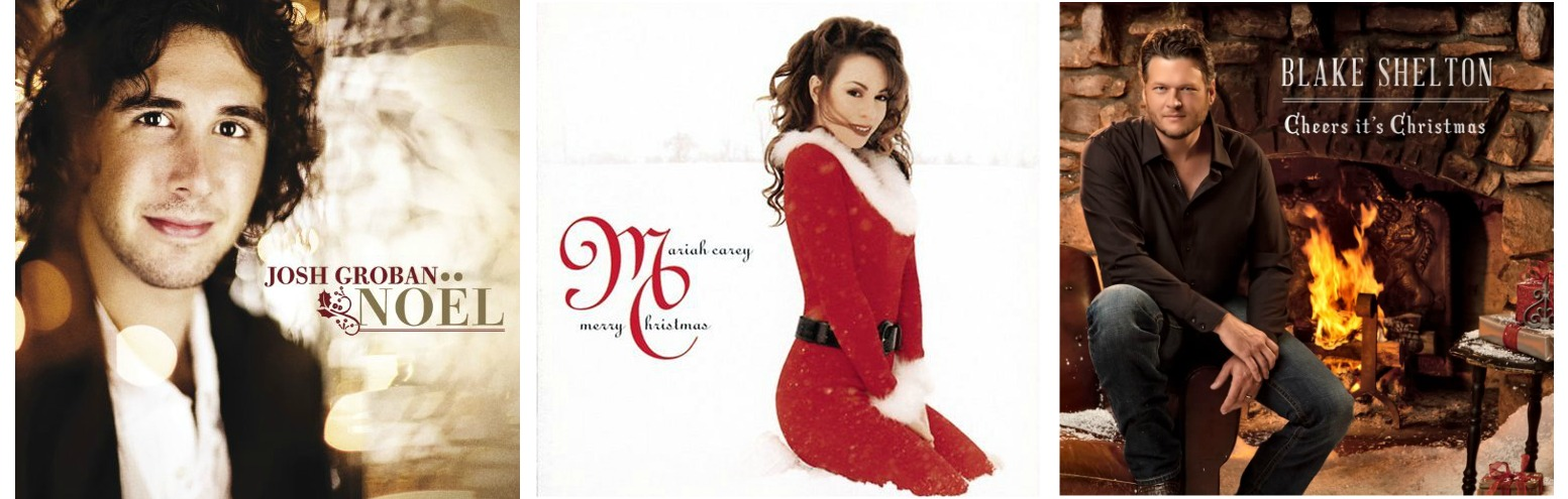 Google Play: FREE Christmas Album Downloads (Josh Groban, Mariah ...