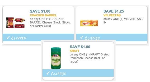 photograph about Kraft Printable Coupons known as More than $6 Truly worth Of Fresh new Kraft Cheese Printable Discount coupons