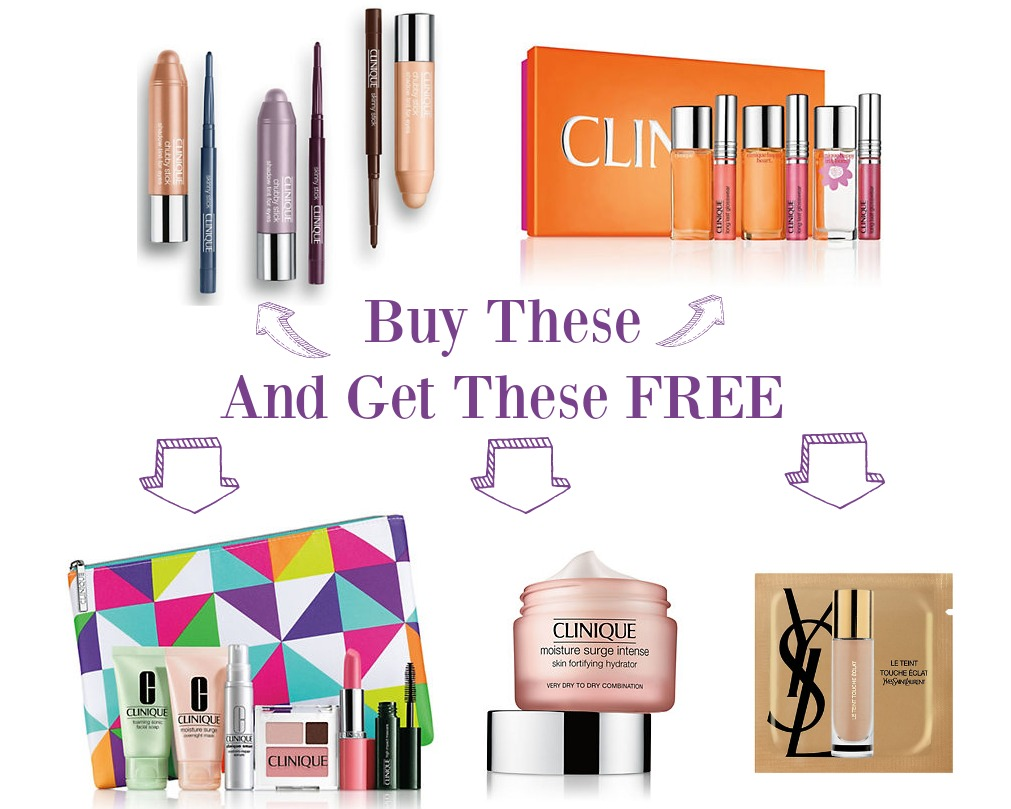 Lord & Taylor Clinique Gift