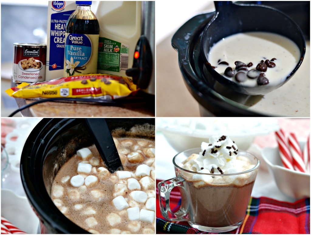 how to make delicious hot chocolate in the slow cooker hip2save.com
