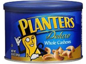 Planters Whole Cashews 8.5 oz. CVS