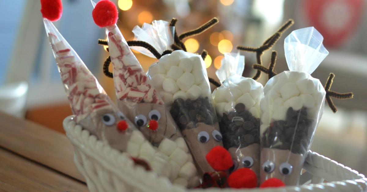 christmas diy reindeers