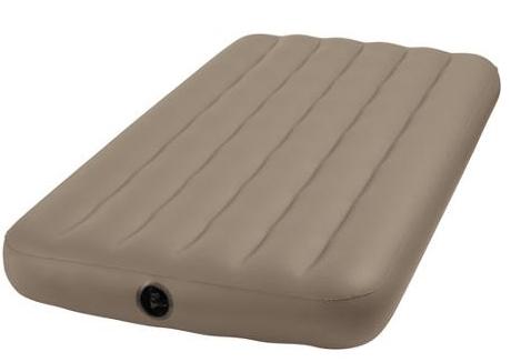 walmart intex twin waterproof vinyl airbed mattress only 6 free in store pickup hip2save. Black Bedroom Furniture Sets. Home Design Ideas