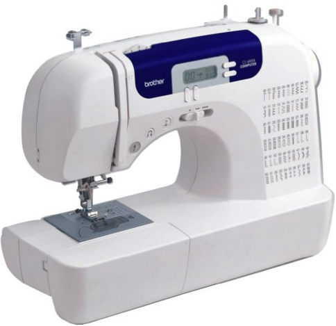 Amazon Lightning Deal Brother Sewing Machine W 40 BuiltIn Best Brother Sewing Machine Amazon