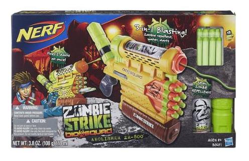 Nerf Zombie Blasters