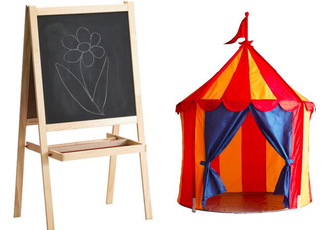 best loved 24be7 026a6 IKEA: Children's Easel ONLY $9.99, Cirkustalt Children's ...