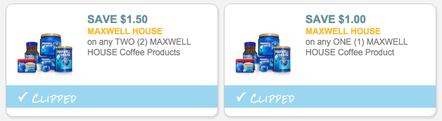 photograph relating to Maxwell House Coupons Printable called 2 Refreshing Maxwell Home Espresso Discount coupons + CVS Walgreens Specials