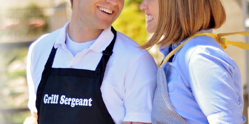 Flirty Aprons: Last Day for 70% Off & Free Shipping = Men's or Kid's Aprons $5.98 Shipped