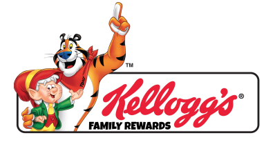 Kellogg's rewards