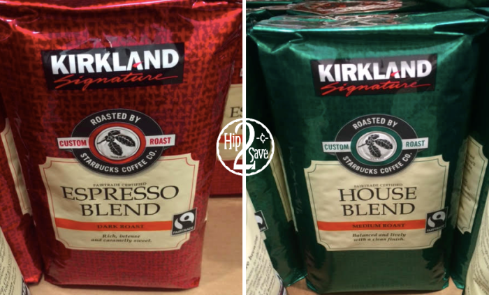 Costco Starbucks Branded Coffee