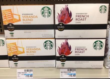 Starbucks K-Cups CVS