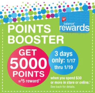 Points Booster