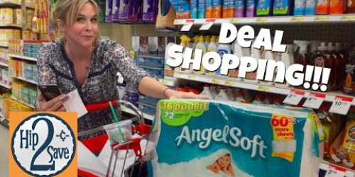 New Target Deal Shopping Video (Save on Baby Food, Movies & Much More!)