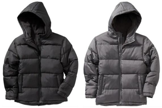 Boys Frost Free Jacket