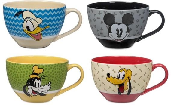 Disney Cappuccino mugs