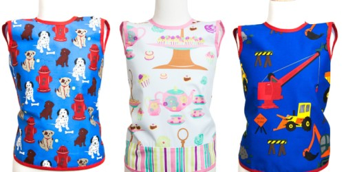 Flirty Aprons: 20% Off + Free Shipping Sitewide = LULLABIBS Toddler Bibs $5.56 Shipped + More