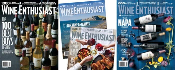 Wine Enthusiast Mag