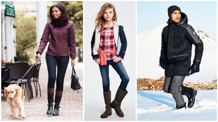 Lands' End: 25% Off All Boots & Shoes Today Only = Kid's Snow Boots Only $18.74 (Reg. $49) + More