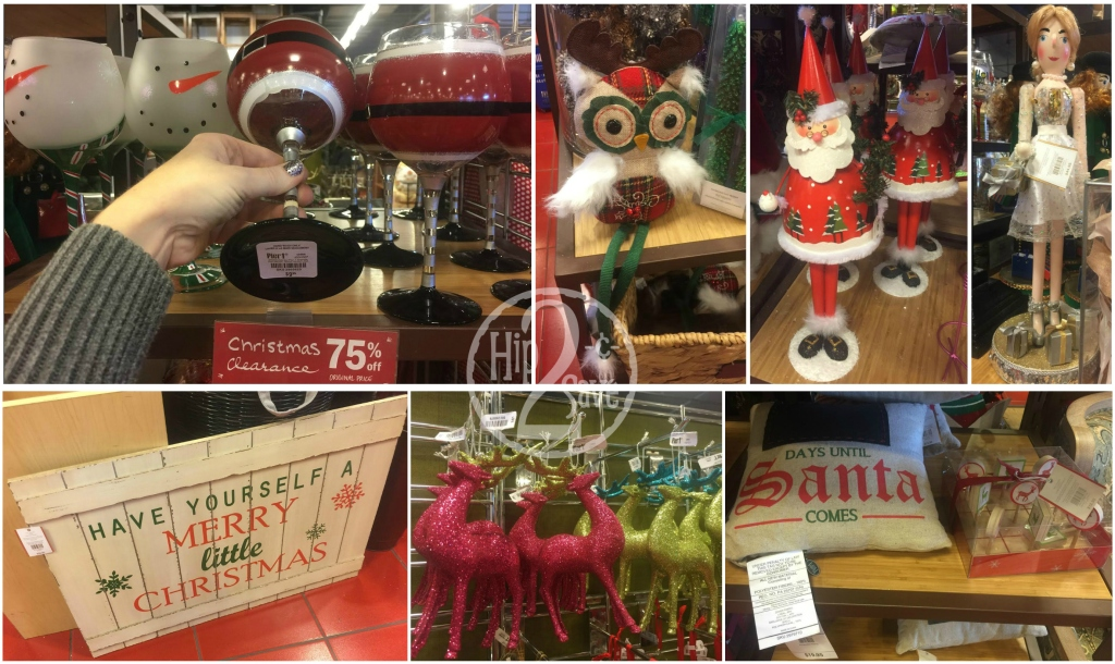 Pier 1 Christmas Ornaments.Pier 1 Imports 75 Off Christmas Clearance In Store