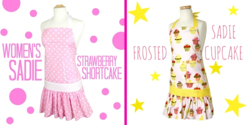 Flirty Aprons: 20% Off & Free Shipping Sitewide = Women's Aprons Only $11.96 Shipped + More