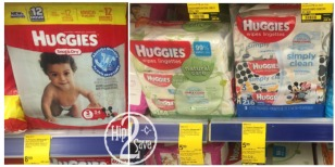 Huggies Diaper and Wipes at Walgreens Hip2Save