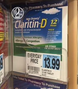 Rite Aid Claritin