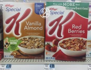 Rite Aid Kellogg's Special K
