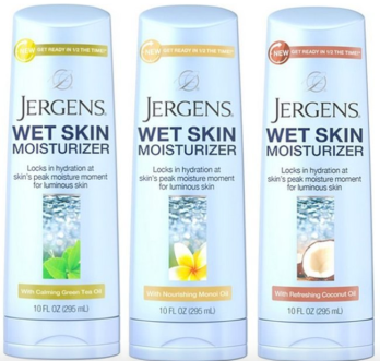 Jergens Wet Skin Moisturizer with Coconut Oil CVS